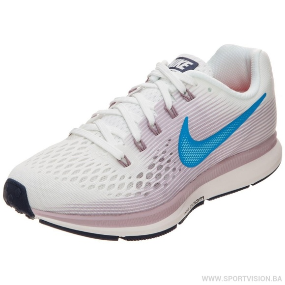 126c6facf7c311 New NIKE Air Zoom Pegasus 34 Womens 9.5 US White